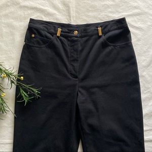 St. John Sport By Marie Gray Basic Pants